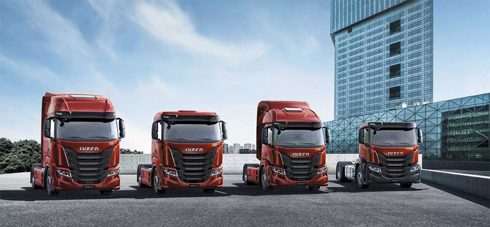 nuovo iveco s way