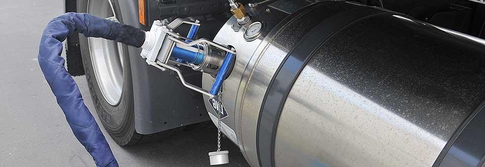 metano camion manutenzione