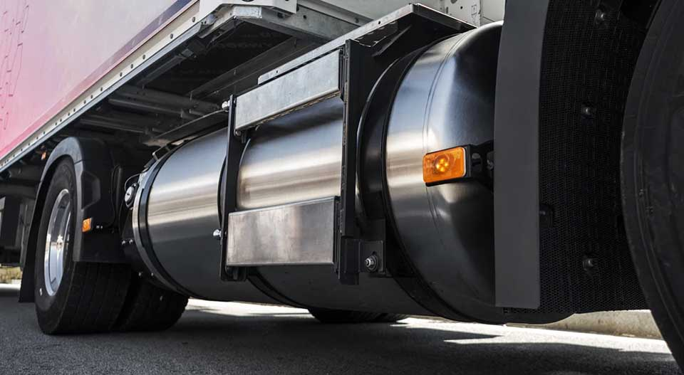 camion a metano