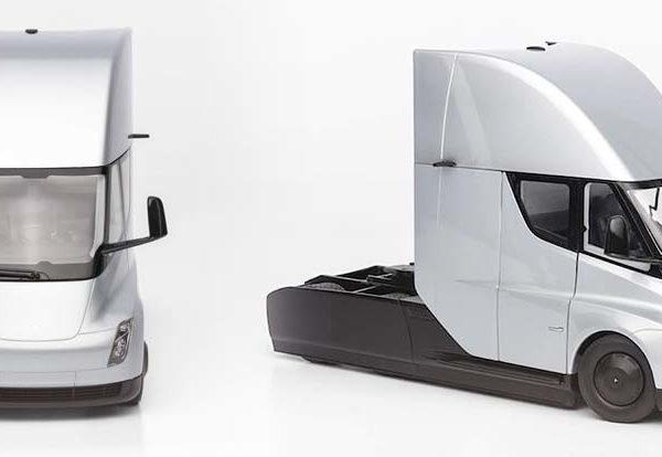 Tesla camion elettrico le ultime novità